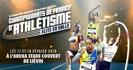 CHAMPIONNATS DE FRANCE ELITE INDOOR