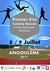 FINALE NATIONALE POINTES OR